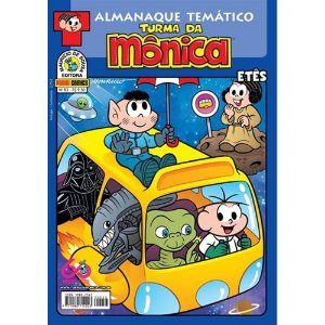 Almanaque Temático Turma da Mônica - 53