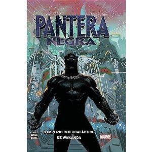 Pantera Negra: Império Intergaláctico de Wakanda - Volume 01