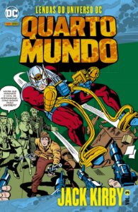 Lendas Do Universo Dc: Quarto Mundo Vol. 3