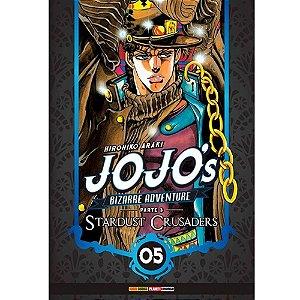 Jojo's Bizarre Adventure - Parte 3 - Volume  05