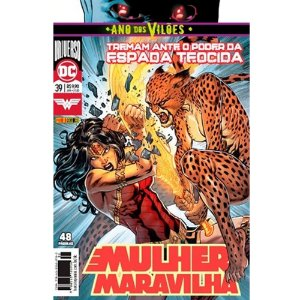 Mulher Maravilha - Volume 39