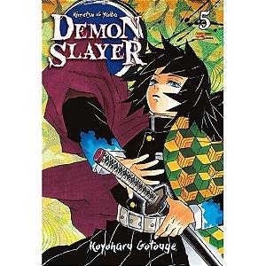 Kimetsu no Yaiba: Demon Slayer - Volume 5