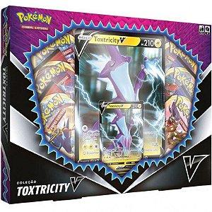 Box Pokémon Coleção Toxtricity