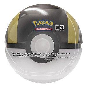 Lata Pokébola Ultra Bola-  Pokémon