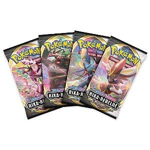 Card Pokémon : Espada e Escudo 2 Rixa Rebelde