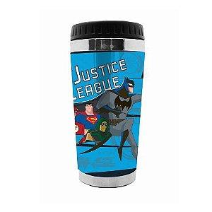 Copo Térmico Liga da Justiça 500 ML