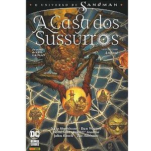 A Casa dos Sussurros Vol.02