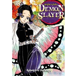 Kimetsu no Yaiba : Demon Slayer - Volume 6