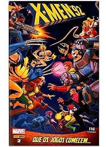 X-Men'92 - Edição 2
