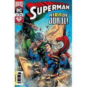 Superman: A Ira de Jor-EL! vol.13