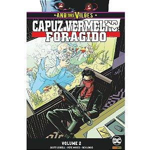 Capuz Vermelho: Foragido - Volume 02