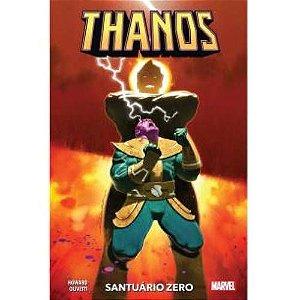 Thanos: Santuário Zero