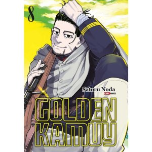Golden Kamuy - 08