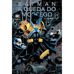 Batman: A Queda Do Morcego Vol.02