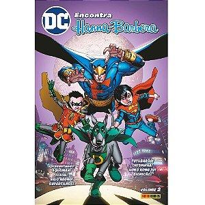 DC Encontra Hanna-Barbera Vol.02