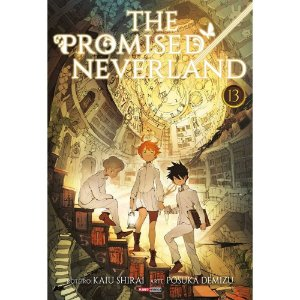 The Promised Neverland - 13