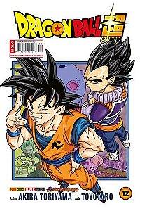 Dragon Ball Super - Edição 12