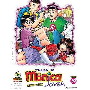 Turma da Mônica Jovem - Primeira Série - Vol. 39