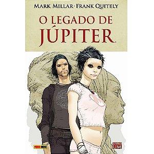 O Legado de Júpter - Volume 01