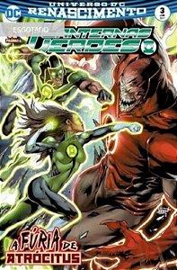 Lanterna Verde: Renascimento-  Volume 3
