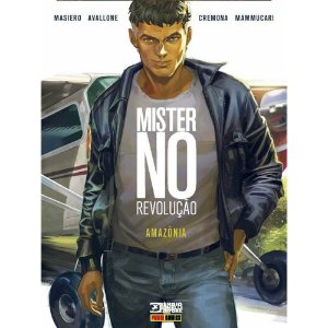 Mister No: Revolução Volume - 03