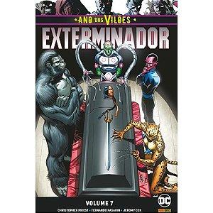 Exterminador volume - 07