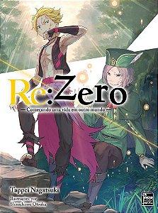 Re:Zero – Começando uma Vida em Outro Mundo Livro 13