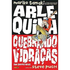 Teen Arlequina: Quebrando Vidraças