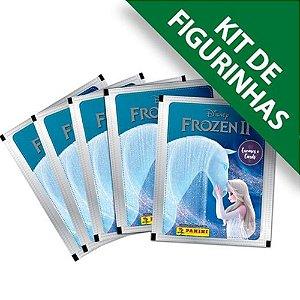 Kit Frozen: 6 Envelopes + 24 Figurinhas