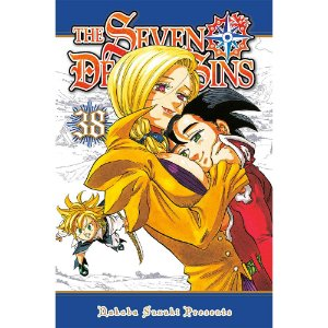 Nanatsu No Taizai: The Seven Deadly Sins - Volume 38