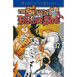 Nanatsu No Taizai: The Seven Deadly Sins - Volume 37