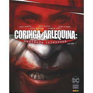 Coringa/Arlequina: Sanidade Criminosa - Volume 01