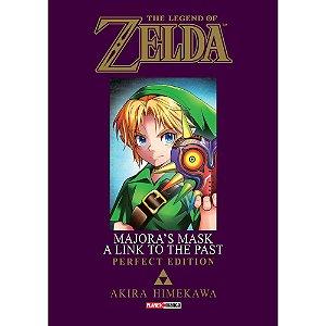 The Legend of Zelda: Majora's Mask, A Link to Past