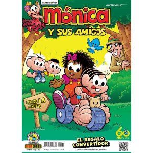 Mónica y Sus Amigos - Edição 62