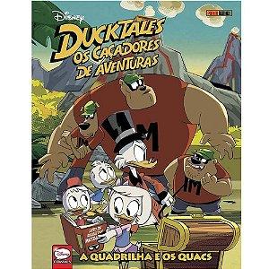 Ducktales: Os Caçadores de Aventuras - Volume 03
