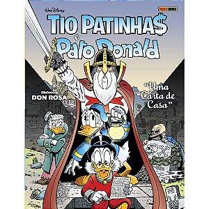 Tio Patinha$ e Pato Donald: Uma Carta de Casa - Volume 10