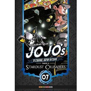 Jojo's Bizarre Adventure - Parte 3 - Volume 07