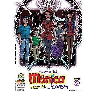 Turma da Mônica Jovem - 1ª Série - Volume 40