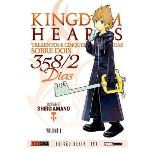 Kingdom Hearts: 358/2 - Volume 01