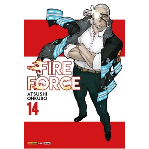 Fire Force - Volume 14