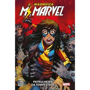 A Magnífica Ms. Marvel - Volume 02