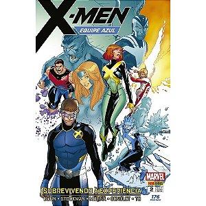 X-Men: Equipe Azul - Volume 02