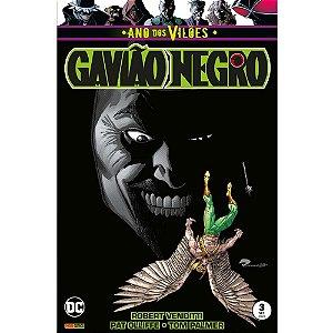 Gavião Negro - Volume 03