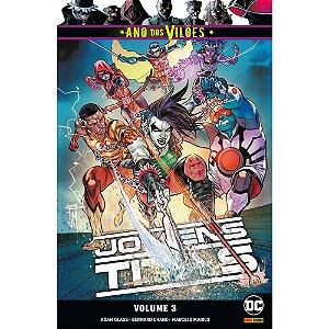 Os Jovens Titãs - Volume 03