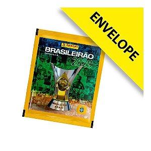 Envelope de Figurinhas - Brasileirão 2020