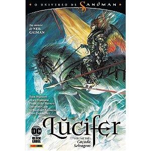 O Universo de Sandman: Lúcifer - Volume 3