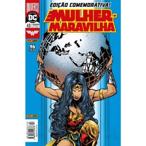Mulher Maravilha - Volume 43