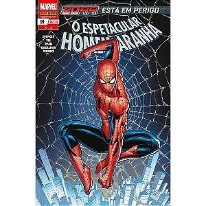 O Espetacular Homem Aranha - Volume 19