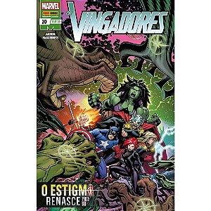 Os Vingadores - Volume 20