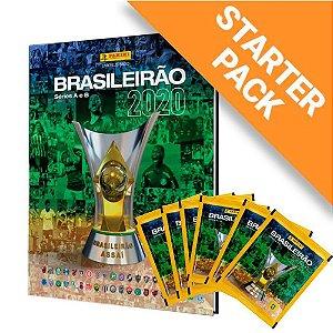 Starter Pack Campeonato Brasileiro 2020 (Capa Dura)